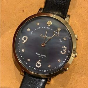 Kate Spade Mother of Pearl Smartwatch